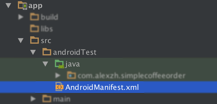 AndroidManifest.xml for API < 18